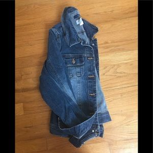 Women's Old Navy Stretch Jean Jacket